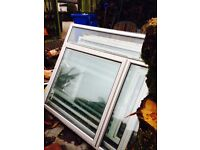 Various sizes white PVC Windows