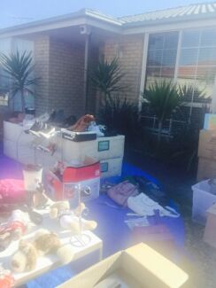 garage sale  Prestons Liverpool Area Preview