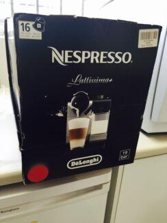 Nespresso Latissima Delonghi EN520R Bondi Junction Eastern Suburbs Preview