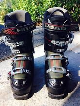 Head ski boots New Lambton Heights Newcastle Area Preview