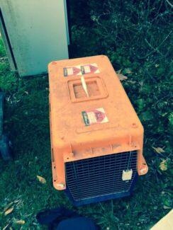 Dog/pet carrier - airline approved.  Tea Tree Gully Tea Tree Gully Area Preview