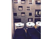 Hairdressing salon to rent ( motherwell town centre )