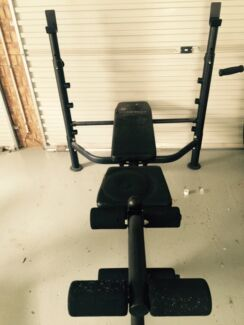 Weight bench  St Clair Penrith Area Preview