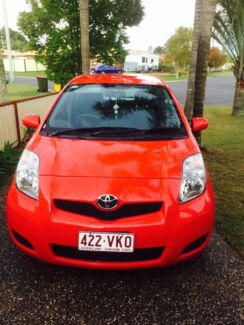 2011 Toyota Yaris automatic 5D with RWC Strathpine Pine Rivers Area Preview