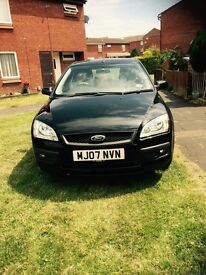 2007/07 Plate Ford Focus Manual, 1.6
