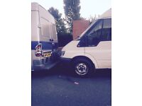 Ford transit Tax mot drivers very good 4 new tyres