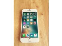 Apple iPhone 6 16GB White Silver FACTORY UNLOCKED