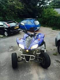 Kfx 700 road legal quad