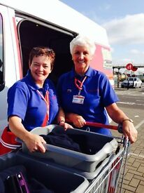 Volunteer Shoppers & Drivers wanted for Food Train, shopping service for older people