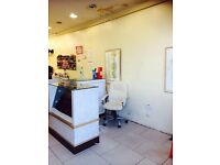 Space to let for Osteopath and Acupuncture or any other business in a beauty Salon in Southall