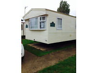 2010 ABI Horizon static caravan 2/3 bedrooms fantastic condition cental heating and double glazing