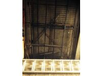 4 Shop Front Metal Grill
