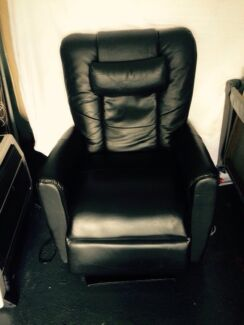 Leather massage chair Liverpool Liverpool Area Preview