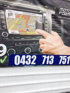 CUSTOM REVERSE CAMERA $150, SENSER & CAR WRAPPING ( only from $150) Mount Druitt Blacktown Area Preview