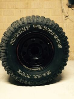 Mickey Thompson 4x4 Tyres 285/75R16 West Swan Swan Area Preview