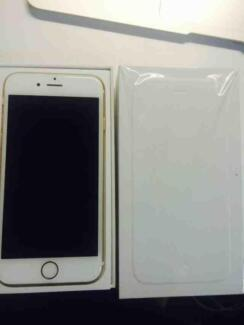 BRAND NEW!!!! Iphone6 128gb gold