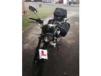 Lexmoto Arrow 125 Motorcycle
