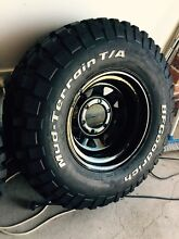 x5 bf Goodrich hilux tyres Bligh Park Hawkesbury Area Preview