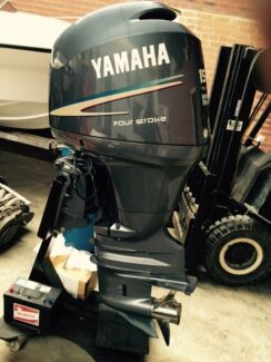 150 YAMAHA FUEL INJECTED FOUR STROKE Wangara Wanneroo Area Preview