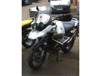 Bmw R1150GS Adventure 2005 breaking all parts available