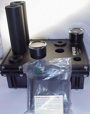 Piab X240 E6-ln Air Operated Vacuum Pump -28.8 In.hg -97kpa 31.8scfm 87psi