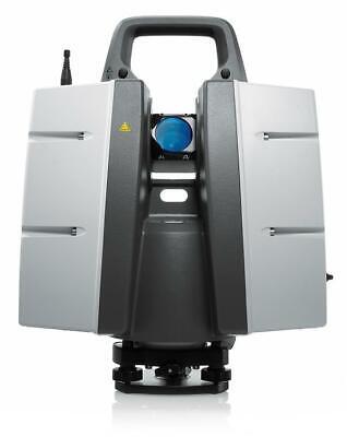 Leica Scanstation P30 3d Surveying Laser Scanner