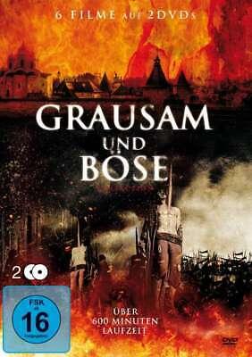 De 6 Crueles y Böse Collection Brujas & Vampire Vlad Dracula Caza...