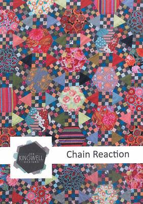 Chain Reaction Quilt Pattern by Jen Kingwell  80