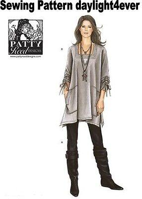 Women Tunic Top & Knit Pants Simplicity Sewing Pattern 1543 New XXS-XXL #r