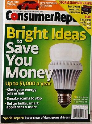 Consumer Reports Bright Ideas To Save You Money Up To  1 000 A Year Slash Energy