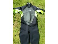 O'Neill Reactor Spring Shorty Wetsuit
