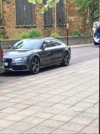Audi A7 3l Quattro 245 Black Edition ( Audi Exclusive ) 10k extras on !
