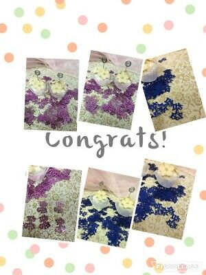 Baby Shower Table Confetti (It's a Girl, It's a Boy Confetti Baby Shower Party Supply Table Decor 100)