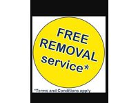 Free removals