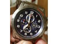Bulova Chronograph Mens Watch