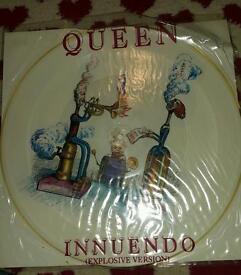 (RARE) Queen Innuendo LP record