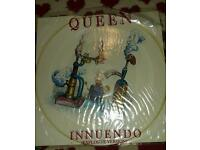 (RARE) Queen Innuendo LP record