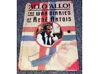 Allo Allo The War Diaries Of Rene Artois