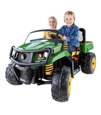 John Deere Gator XUV 12-volt Battery-Powered Ride-on Electric Vehicle for Kid