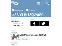 Sasha and John Digweed at SW3
