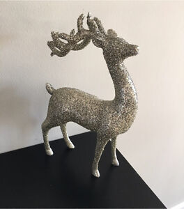 HOMESENSE GOLD DEER ACCENT