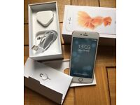iPhone 6S Unlocked 16GB Rose Gold Excellent Condition
