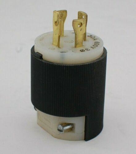 Hubbell L18-30 600V Twist-Lock Plug