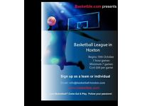 Love Basketball? Come Out & Play