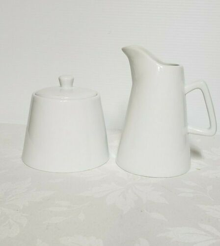 Samba Porcelain Sugar And Creamer Set
