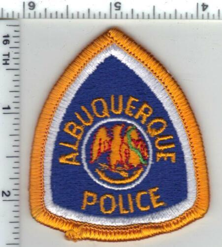 Albuquerque Police (New Mexico) Cap/Hat Patch