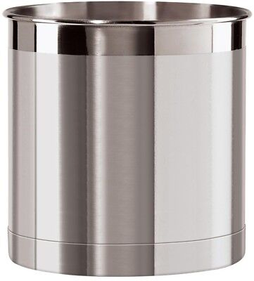 Jumbo Utensil Holder Stainless Steel Large Big Cooking Kitch