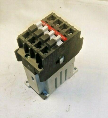 ABB, AL16-40-10 Contactor / Motor Starter, 30 Amp, 24vDC Coil