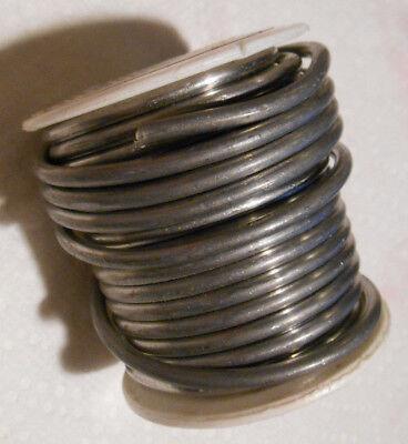 1 Lb. Pound Roll Oatey 21212 4060 Rosin Core Solder Nearly Full