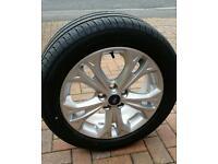 17 inch Ford Smax Wheel - Kuga transit etc